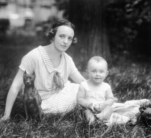 אוגוסט זאנדר, אם צעירה, מעמד הביניים, 1926