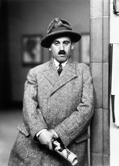 אוגוסט זאנדר, סוחר אמנות, 1927