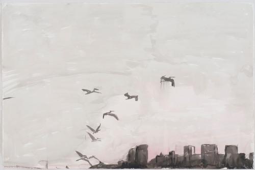 טלי בן בסט, מרחבים אפורים, 2006