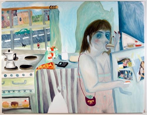 מירב שטיינמץ, ללא כותרת, 2008
