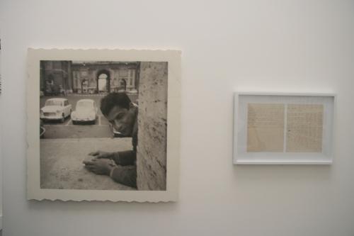 """אמילי ג'אסיר, מתוך """"חומר לסרט"""" (2004), הביאנלה בונציה, 2007"""